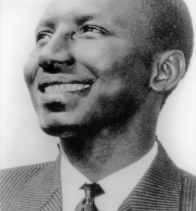 Mr Valdiodio N'Diaye